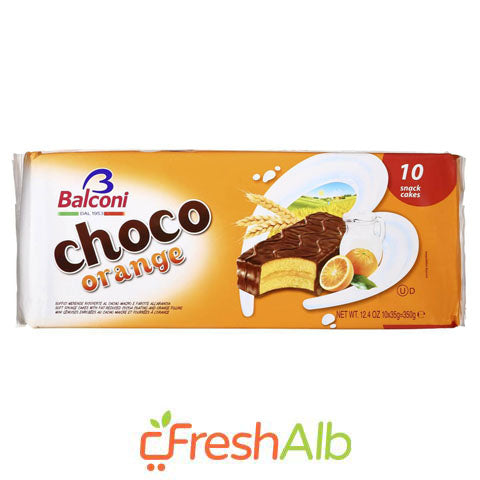 Balconi- Choco Orange 350gr