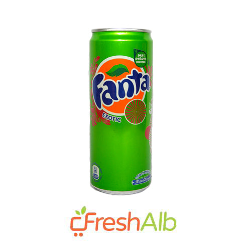 Fanta Exotic (Kanaqe) 330ml