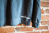Culture is Everything Sweat Shirt Charcoal Heather