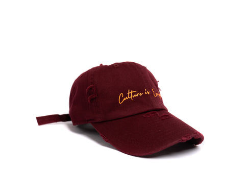 "Culture is "" Burgundy """