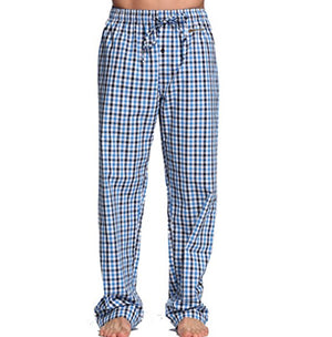 The Rowan - Blue Plaid