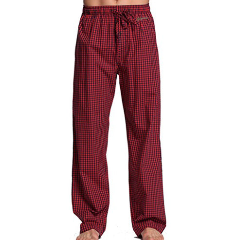 The Rowan - Red Plaid