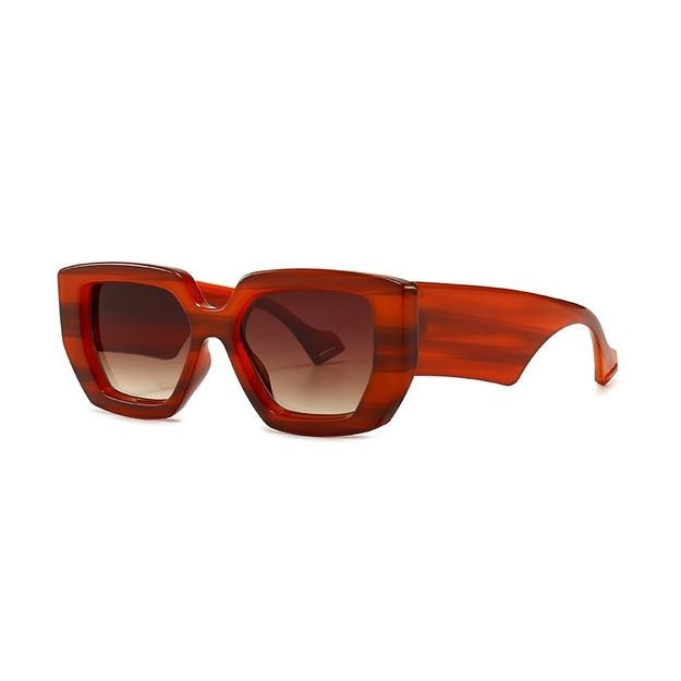 The Oversized Square Luxe Sunglasses Unisex | JAY by jshamar