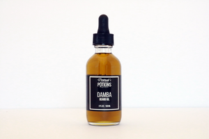 Damba Beard Oil - Portrait's Potions,  - Natural Cosmetics