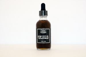 Hemp Seed Oil - Portrait's Potions, Oil - Natural Cosmetics