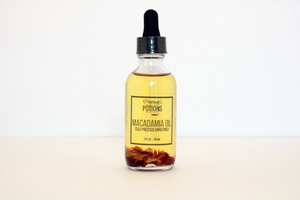 Macadamia Oil - Portrait's Potions,  - Natural Cosmetics