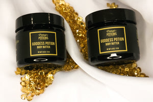 Goddess Glow Body Potion - Portrait's Potions,  - Natural Cosmetics