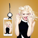 Rechargeable 16 LED Selfie Light for iPhone Samsung