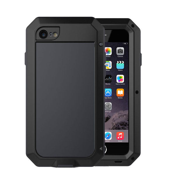 Shockproof Aluminium Case for iPhone models