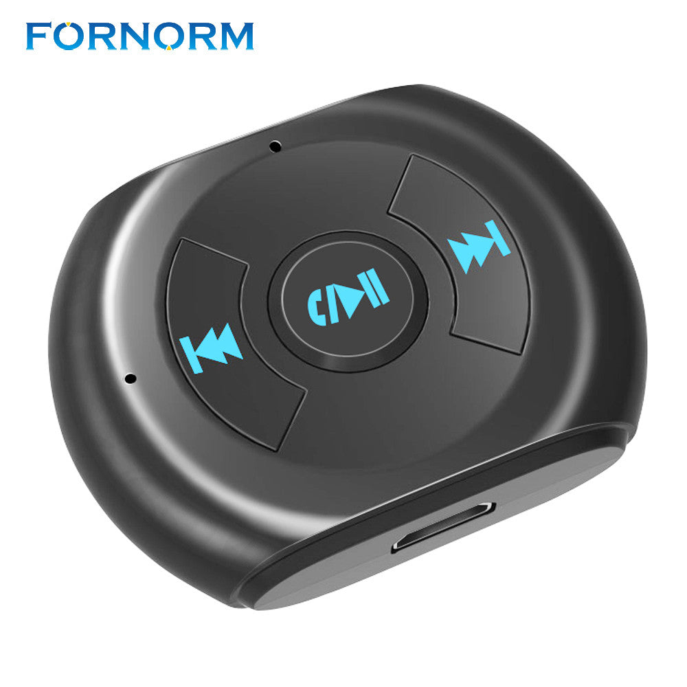 3.5mm Automobile Bluetooth Stereo Music Receiver Adapter