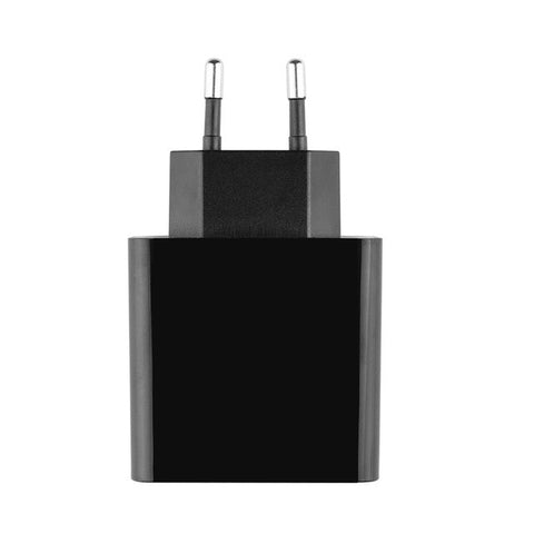 Mobile Phone Fast Charger 3 USB Wall Charger and Voltage display