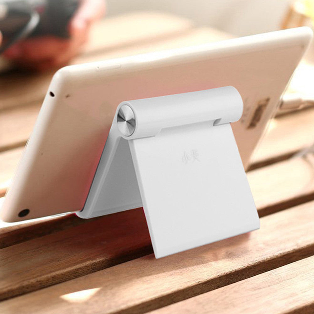 Adjustable Desk Folding Mobile Phone / Tablet Stand Bracket Holder
