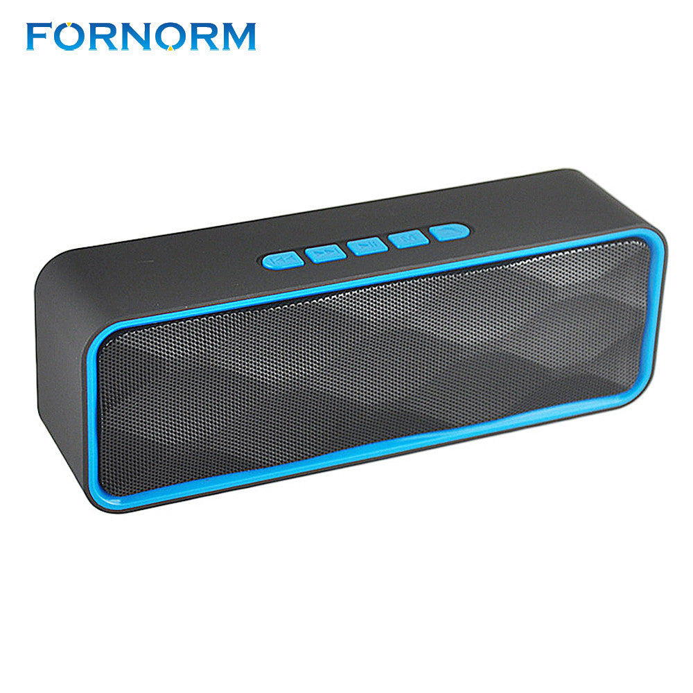 Portable Rechargeable Bluetooth / Wireless Speaker compatible with Smartphones Tablets MP3