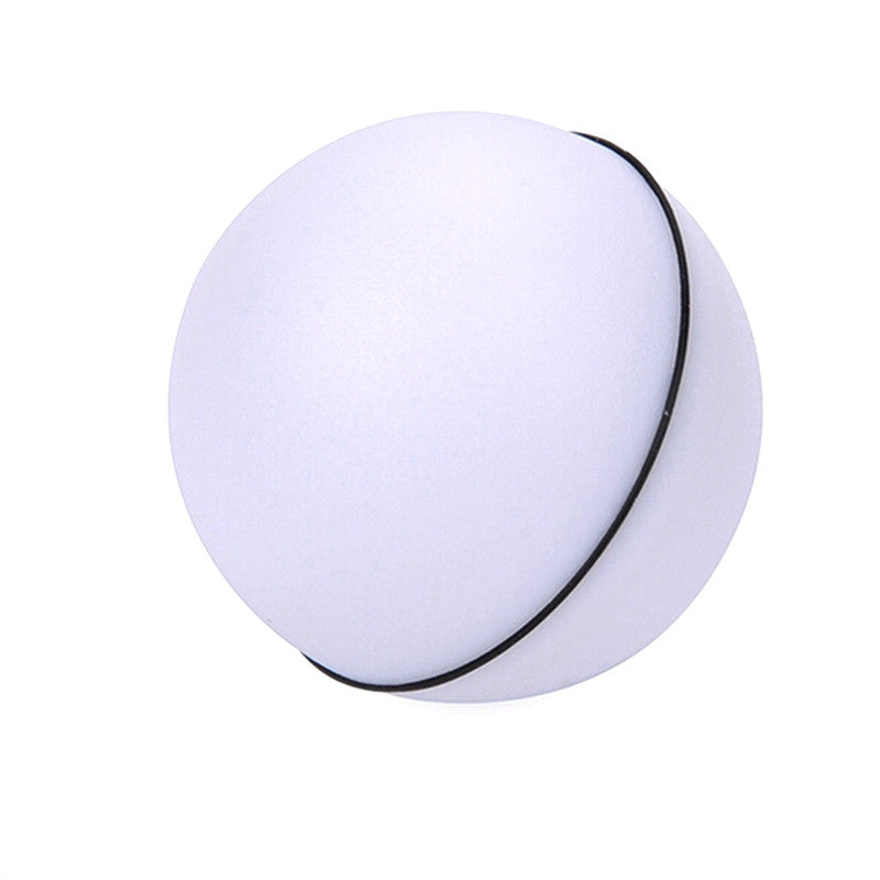 Cat Toy Catch Interactive LED Light Beam Cat Toys Electronic Auto Motion LED Ball Pet Toy