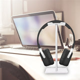 Compact Aluminum Display Headphone Stand Earphone Bracket