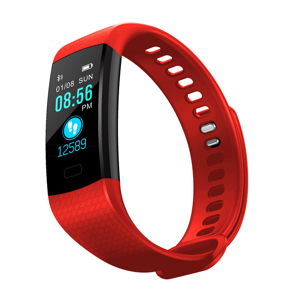 Activity Fitness Smart Watch with Heart Rate Blood Pressure Tracker