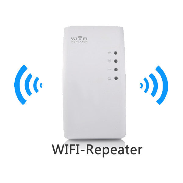 WiFi Genius Repeater - Instantly Double Your WiFi Range