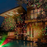 Laser Fairy Light Projection perfect for Christmas, entertainment, parties and landscape