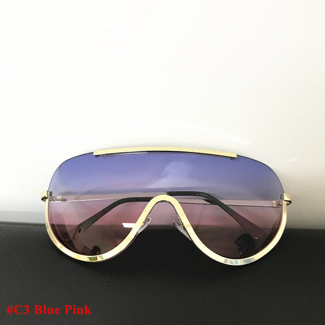 70af884f27 ... Clear Gold Rimmed Sunglasses  Clear Gold Rimmed Sunglasses. Kelita s  Kloset