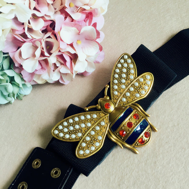 """Gucci"" Inspired Belt - Kelita's Kloset"