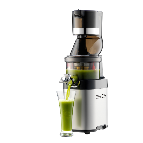 Slow Juicer o Extractor lento de boca ancha