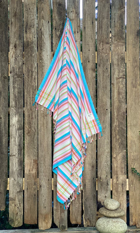 African Beach Towel Belize