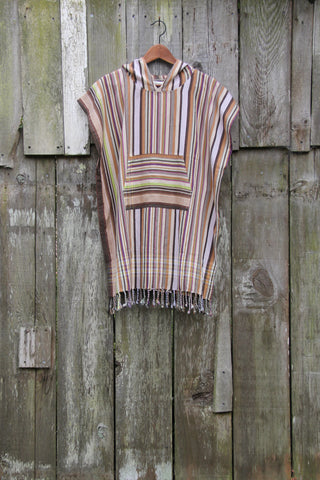 Kid's Kelp Poncho / Adult Top