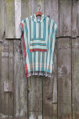 Kid's Oceania Ponchito / Adult Top