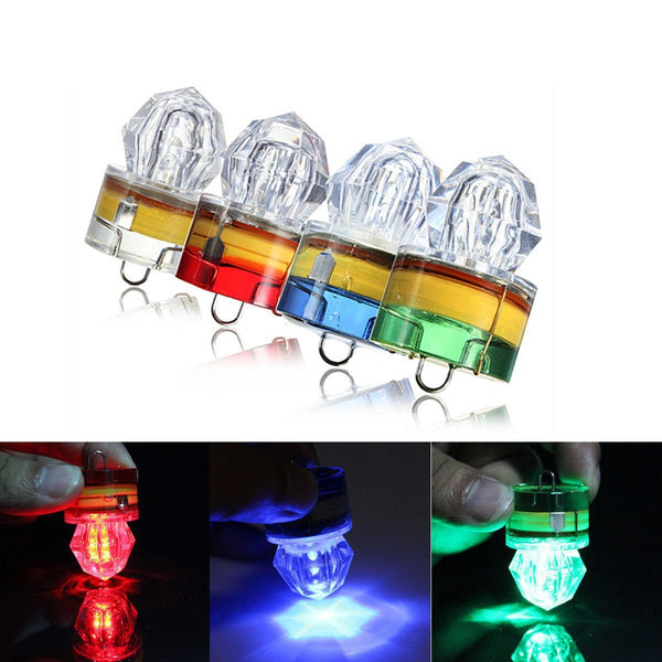 LED Deep Drop Fishing Lure