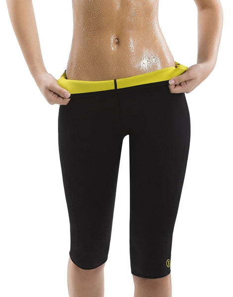 Hot Shapers Womens Capri Hot Pants