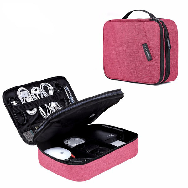 Universal Travel Case for Small Electronics and Accessories