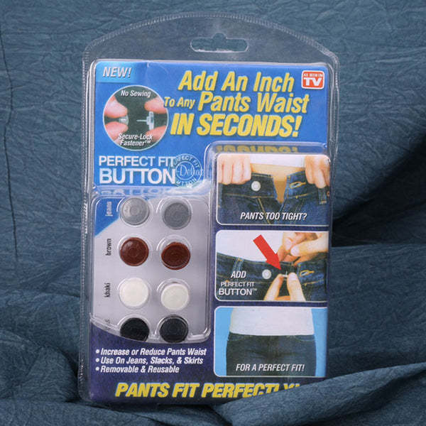 Perfect Fit Button (set of 8)