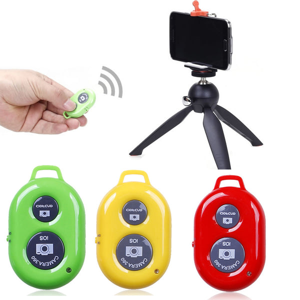 Remote Controlled Shutter Release
