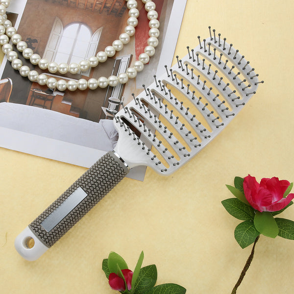 Wet Curly Detangle Hairbrush