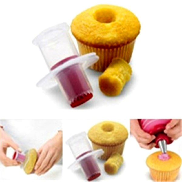 Cupcake Core Plunger