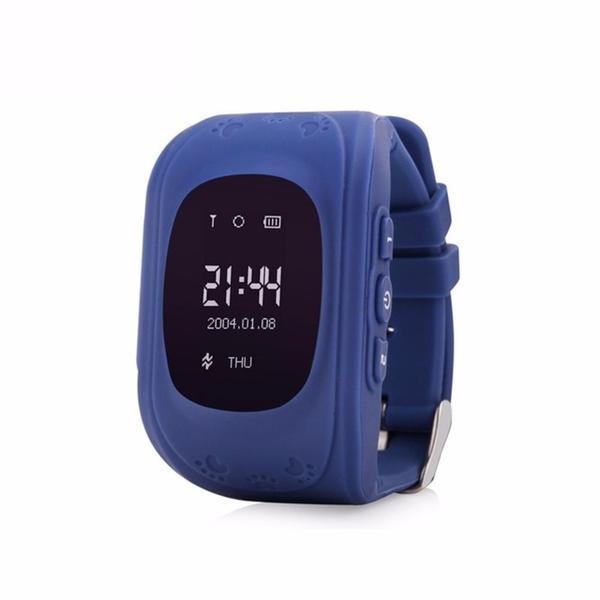 Smart GPS Kid Safety Watch