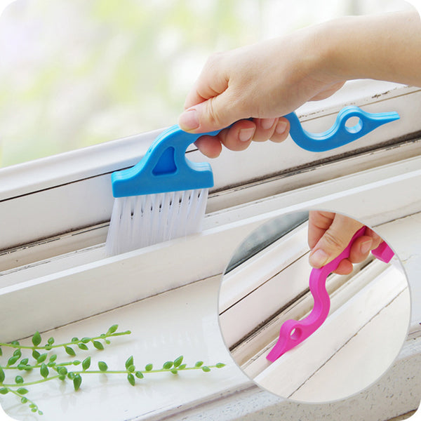 Window Groove Cleaning Brush