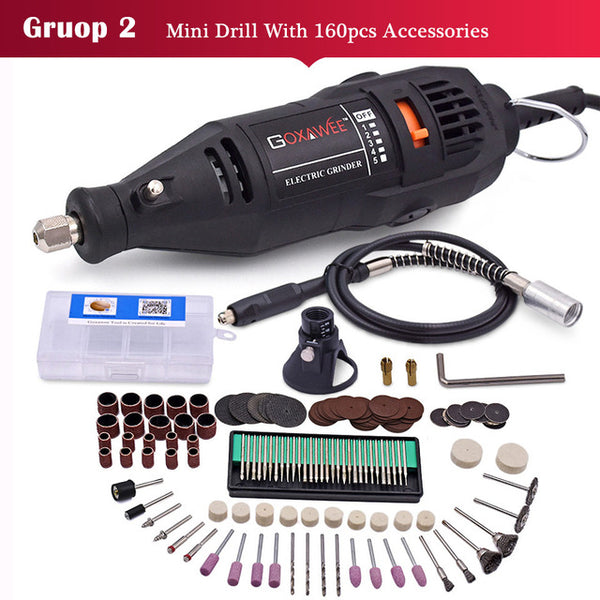 Dremel Rotary Tool Variable Speed Mini Drill