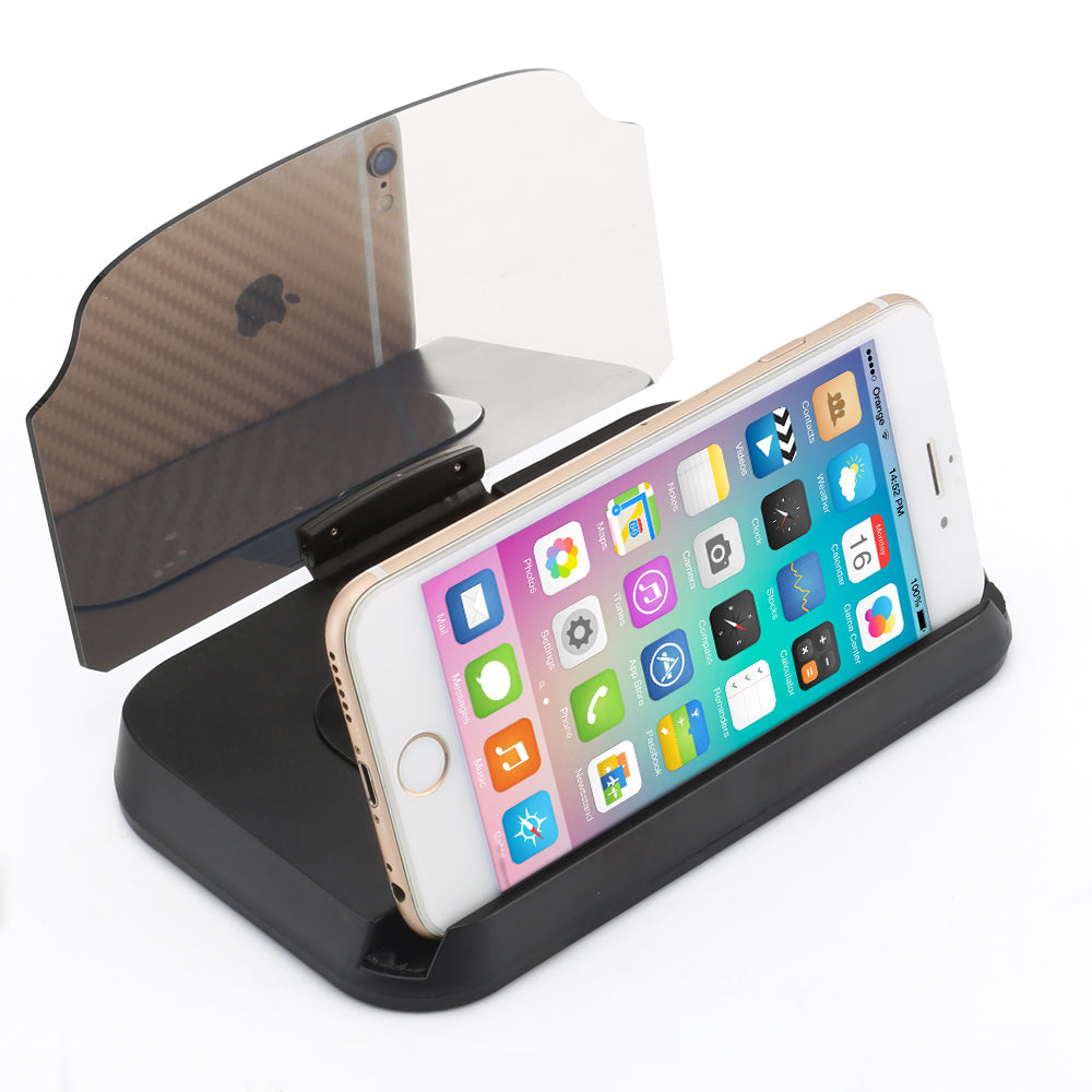 HUD Navigation Display Holder for Samsung/Iphone