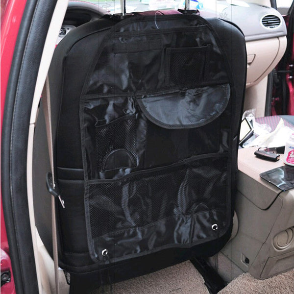 Car Back Seat Multifunction Organizer