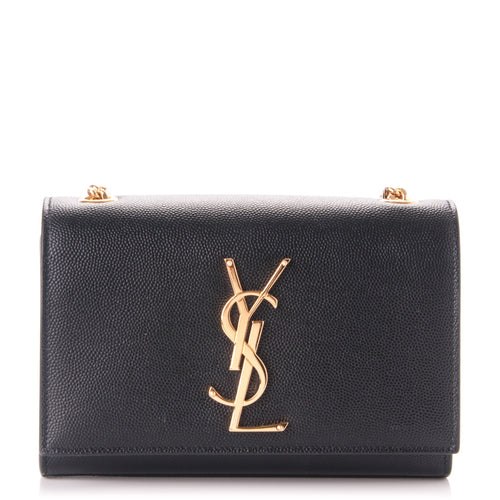 Saint Laurent Monogram - Black Poudre