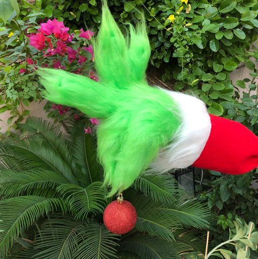 Grinch Tree Ornament