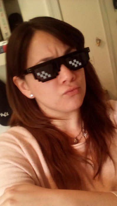 Deal With It Glasses - Thug Life Shades