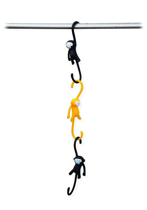 Monkey Kitchen Hooks