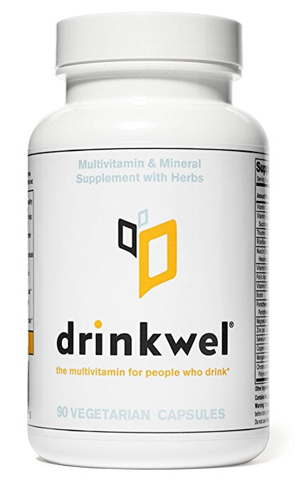 Drinkwel Hangover Prevention Pills