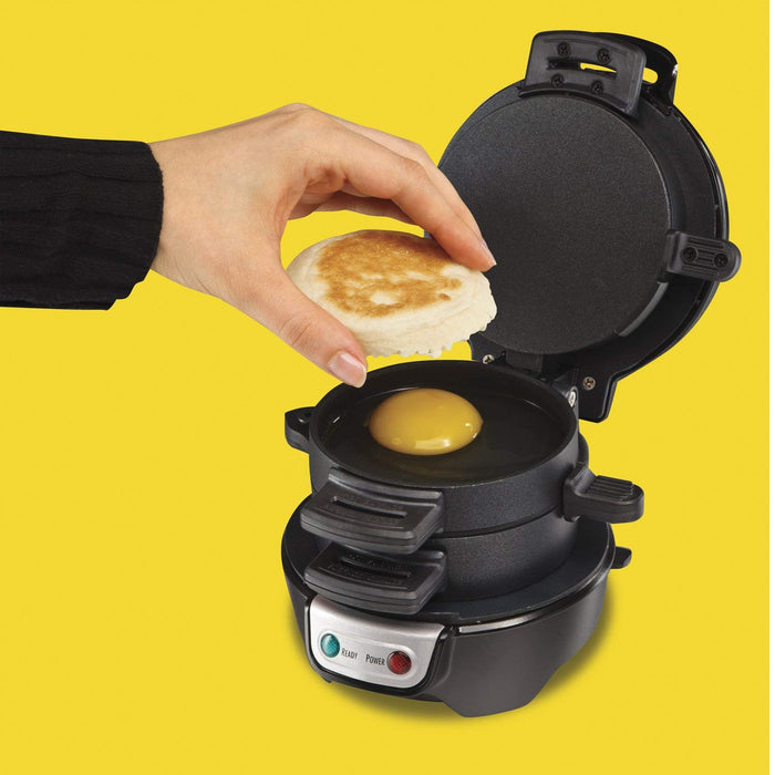 Instant Breakfast Machine