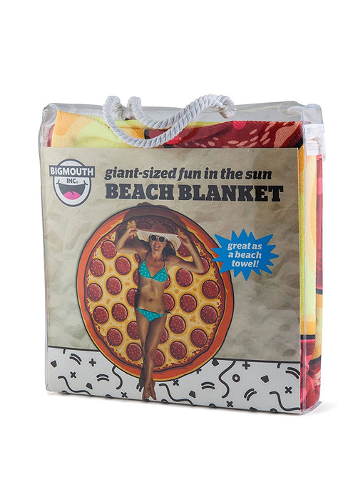 Pizza Round Towel