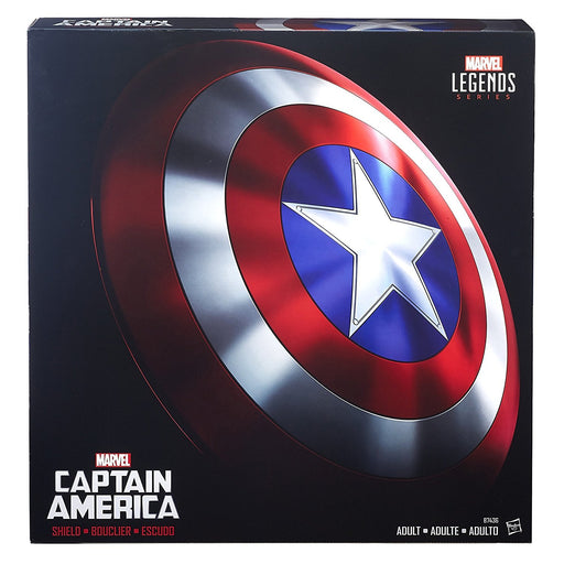 Authentic Captain America Shield