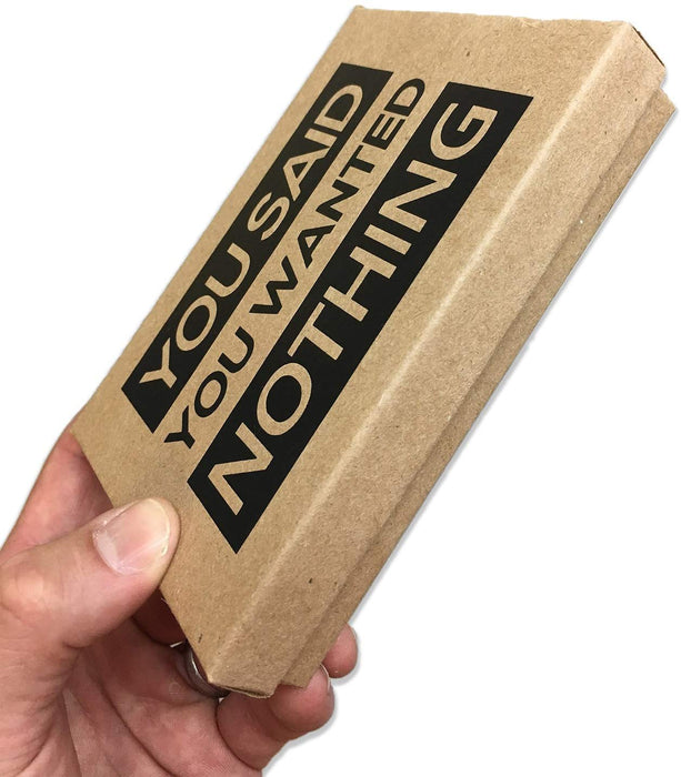 Box of Nothing