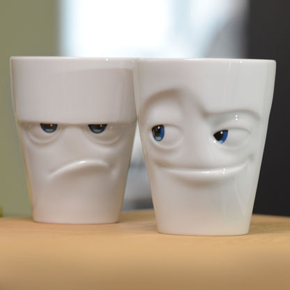 Emotional Ceramic Cups